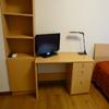 ベッドサイド寝室デスク、プラスの、本棚は、お気に入りのオーダー家具です。
