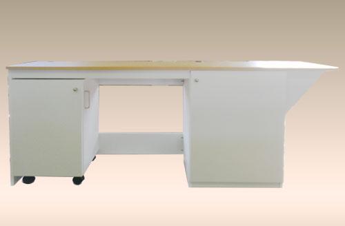 ワゴン付きデスクは、家具のオーダー仕様で。DK-031B-50.jpg