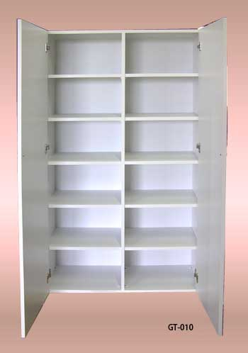 病院用ファイル専用棚・オープン・GT-010