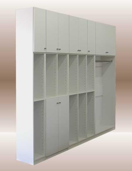 壁いっぱいの、業務用システム棚で、業務の効率化をはかる。GT-012B-45.jpg