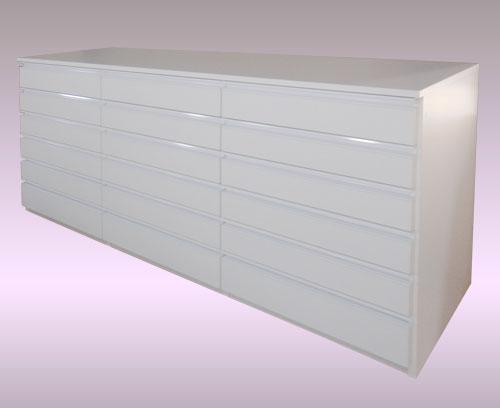 業務用引き出し小物製品棚は、スペースに無駄がないオーダー家具。GT-022B-50.jpg