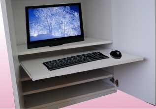 オーダーパソコンデスク(PCデスク)床座りタイプ