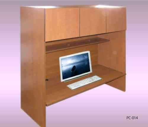 ロータイプデスク、特別仕様をオーダーで創る・PC-014
