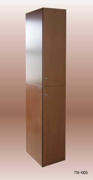 洋服タンスの間に入れるすき間家具TN-005