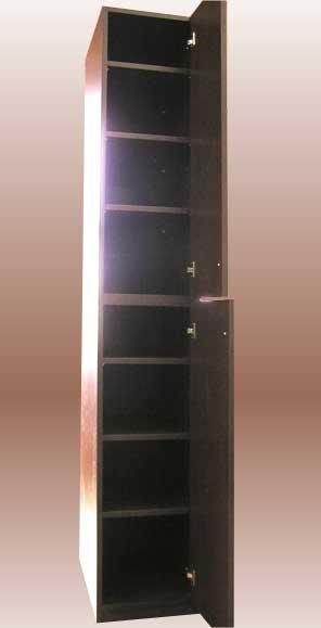 洋服タンスの間のオーダーすきま家具TN-005
