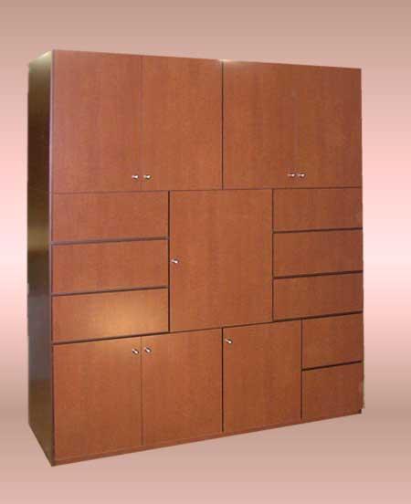 自分の部屋を、システム収納家具(棚)で充実させたい。TN-011
