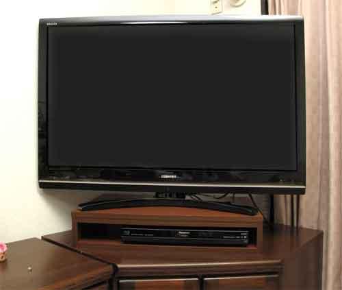 シンプルブルーレイ収納棚、DVDレコーダー収納棚・TV-020