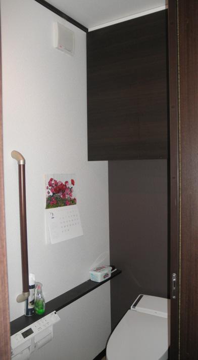 トイレ 収納 棚 ニトリのトイレ収納におすすめグッズ10選!生理用品もスッキリ収納
